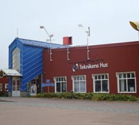 Image of Teknikens Hus