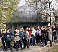 Image of The Cultural Center of Armed Forces of Russia, Planetarium