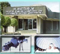 Image of The Pagasa Planetarium - Pagasa Science Garden