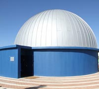 Image of The Ramon Planetarium Center - Alex and Betty Schoenbaum Science, Educational, Cultural and Sports Campus