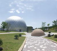 Image of Tokushima planetarium