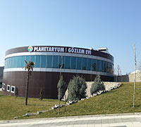 Image of Tuzla Belediyesi Planetaryum ve Gözlemevi