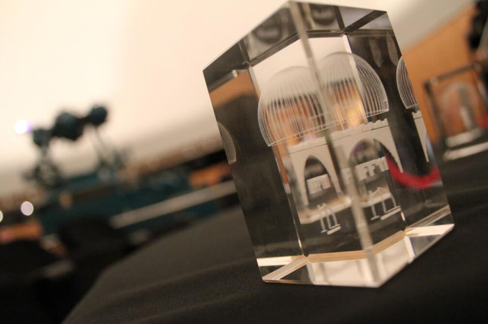 2015 Immersive Film Festival - Fulldome Award