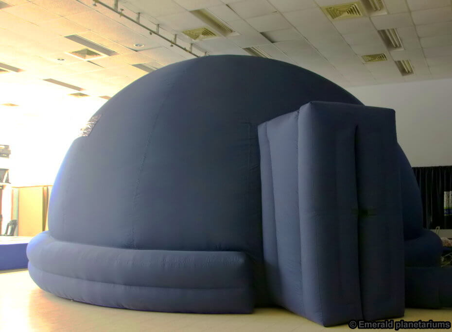 Bareket Observatory – 6m inflatable dome