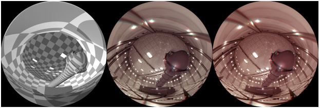 Fulldome 3D For Everybody - Low Luminance Domes
