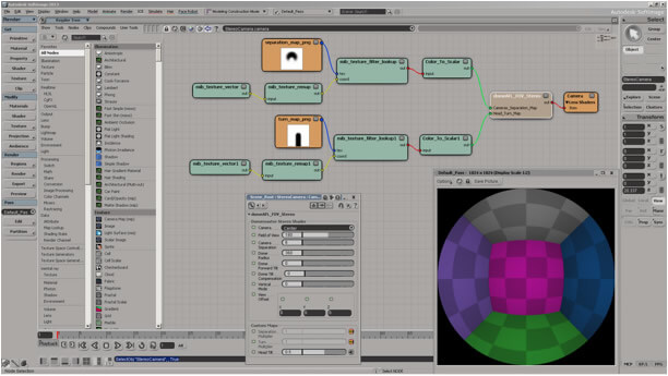 Fulldome 3D for Everybody - Domemaster3D for Autodesk Softimage