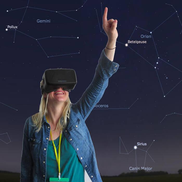 StarSightVR: New Planetarium Software for the Oculus Rift
