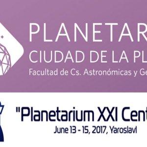 La Plata Planetarium - Russian Conference 2017