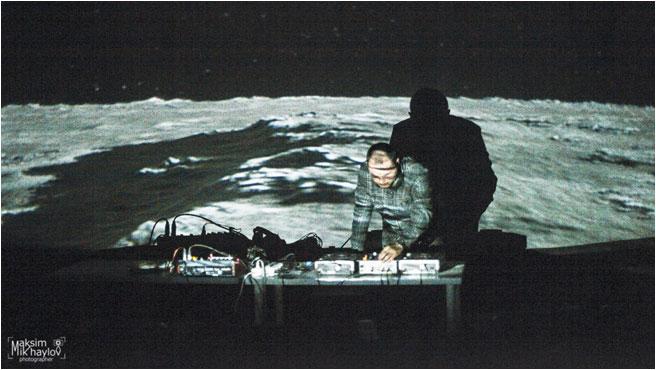 Planetarium concert