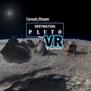 VR Destination Pluto