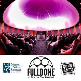 img logo fulldome event 2020 Macon Film Festival