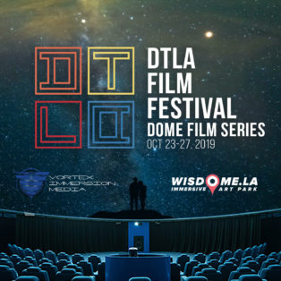 img logo fulldome event DTLAFF Dome Film Series