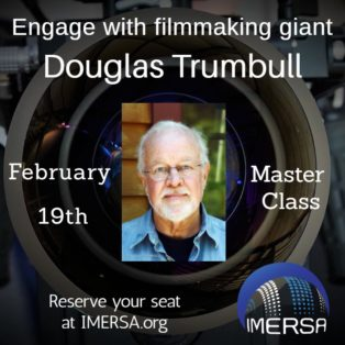 img logo fulldome event Engage with filmmaking giant Douglas H. Trumbull IMERSA Master Class