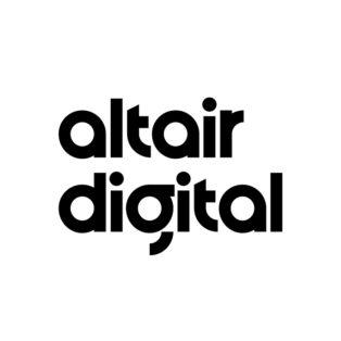 img logo fulldome organization Altair Digital