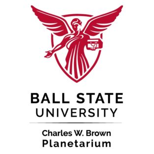 img logo fulldome organization Charles W. Brown Planetarium, Ball State University