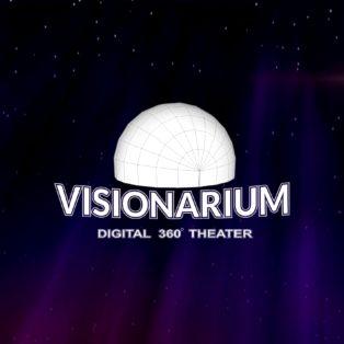 img logo fulldome organization VISIONARIUM ROMANIA