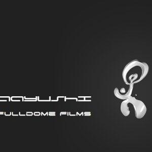 Aayushi Fulldome Films - Logo