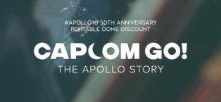 img news fulldome capcom-go-portable-dome-discount-offer