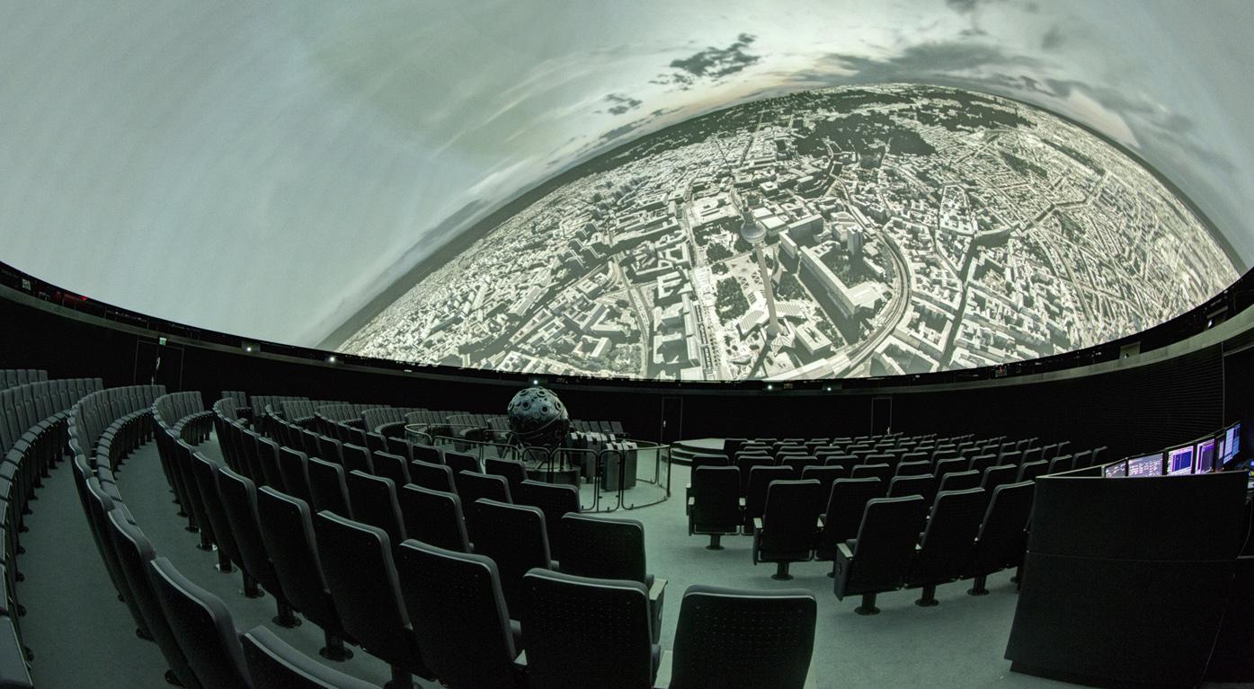 img news fulldome Job Opportunity: Technical Manager, Planetarium Berlin