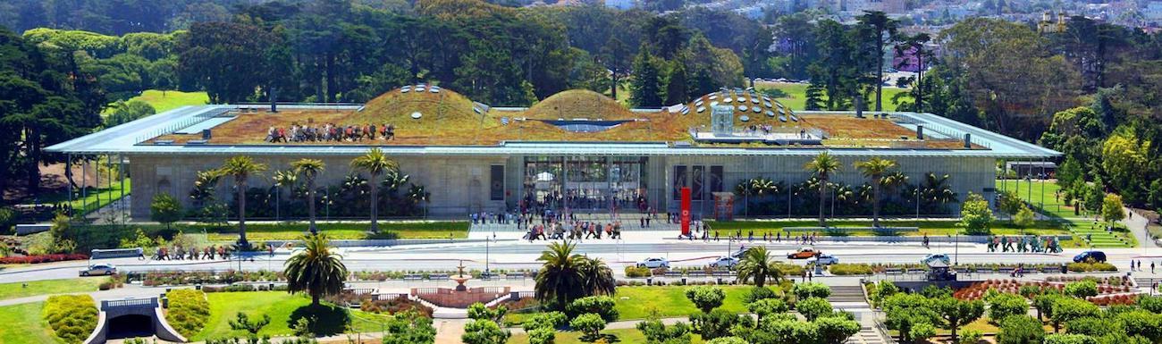 California Academy of Sciences - Morrison Planetarium