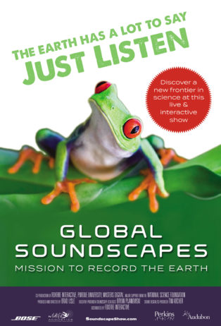img news fulldome New Outreach Version of Global Soundscapes Show