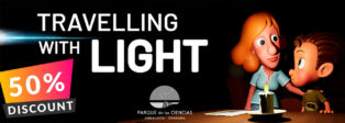 img news fulldome Travelling with Light, a special offer for special moments.