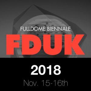 Fulldome UK 2018 - Fulldome Event