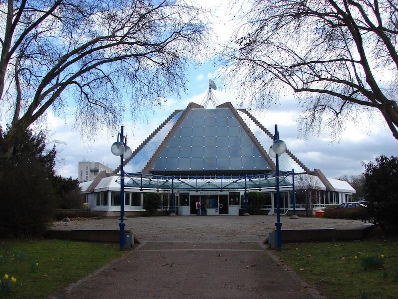 The Mannheim Planetarium (2008)