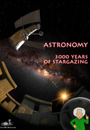 img poster fulldome show Astronomy: 3000 Years of Stargazing