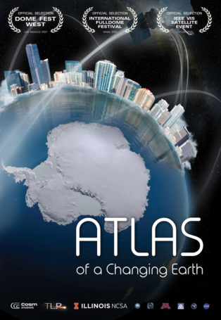 img poster fulldome show atlas-of-a-changing-earth