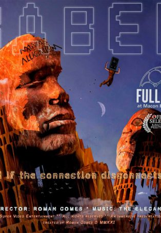 img poster fulldome show Babel