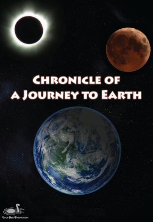 img poster fulldome show Chronicle of a Journey to Earth