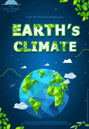 img poster fulldome show earths-climate