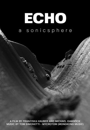 img poster fulldome show ECHO - a sonicsphere