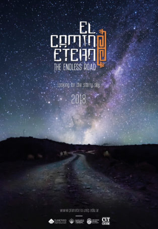 img poster fulldome show El Camino Eterno - The Endless Road