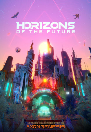 img poster fulldome show horizons-of-the-future