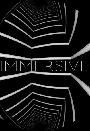 img poster fulldome show IMMERSIVE