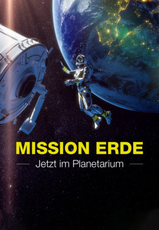 img poster fulldome show mission-earth