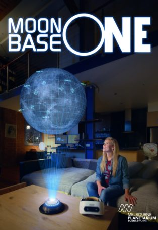 img poster fulldome show moonbase-one