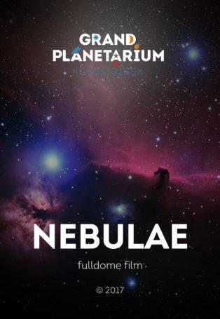 img poster fulldome show nebulae