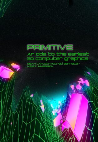 img poster fulldome show PRIMITIVE