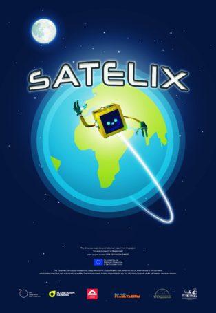 img poster fulldome show satelix