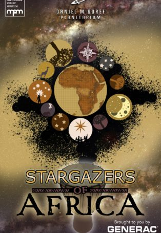 img poster fulldome show stargazers-of-africa