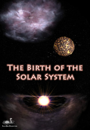 img poster fulldome show The Birth of the Solar System