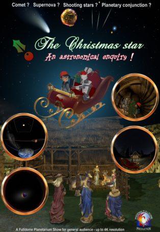 img poster fulldome show the-christmas-star