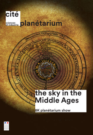 img poster fulldome show the-sky-in-middle-ages