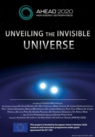 img poster fulldome show unveiling-the-invisible-universe