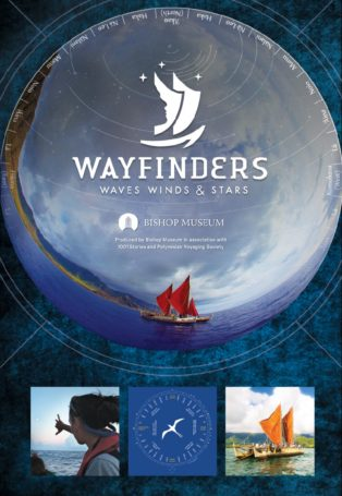 img poster fulldome show Wayfinders: Waves, Winds, and Stars