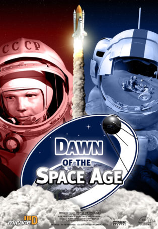 Dawn Of The Space Age Fulldome Show