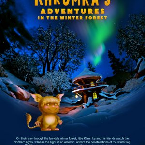 Khrumka's Adventures In the Winter Forest - Fulldome Show